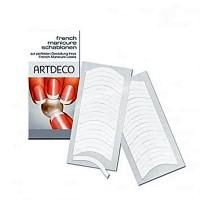 Artdeco French manicure stencils