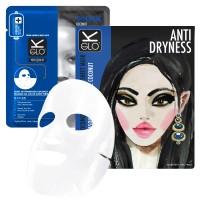 K-GLO Anti-Dryness Coconut Bio-Cellulose Sheet Mask